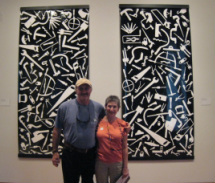 mike snegg at the deyoung museum